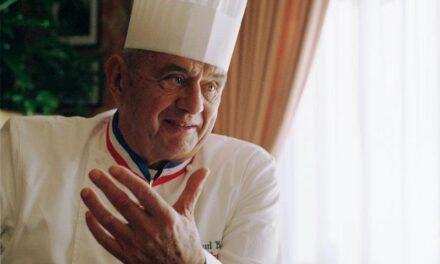 Paul Bocuse, «l'empereur de la gastronomie», s'est éteint
