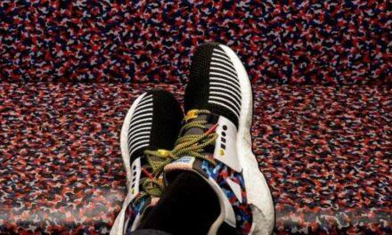 La Adidas EQT Support 93 / Berlin, sneaker et titre de transport