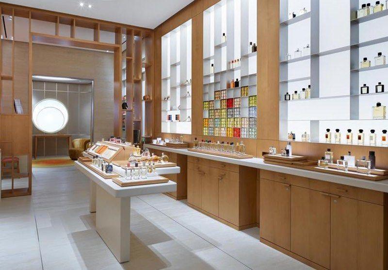 Hermès inaugure à Dubaï une seconde boutique dédiée à ses fragrances