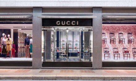 Porté par Gucci, Kering réalise un nouveau semestre en forte hausse
