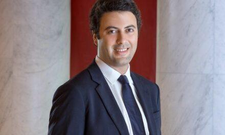 Arthur Lemoine prend la tête des activités horlogères du groupe Galeries Lafayette