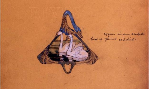 Nouveauté Joaillerie chez Lalique en collaboration avec l'Opéra National de Paris