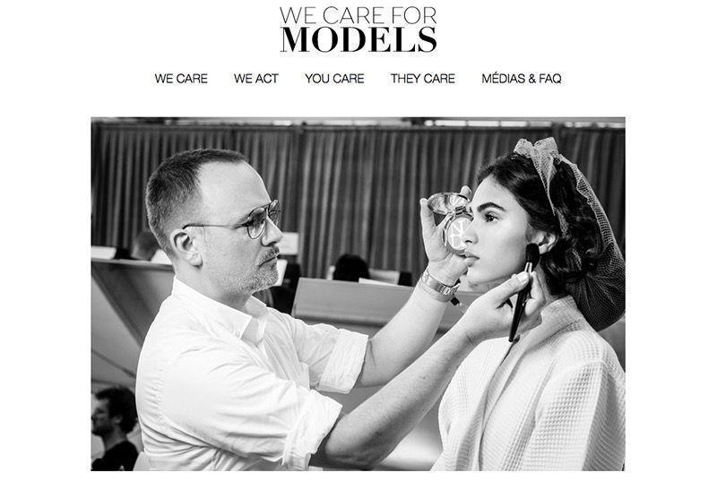 Kering et LVMH lancent la plateforme We Care For Models