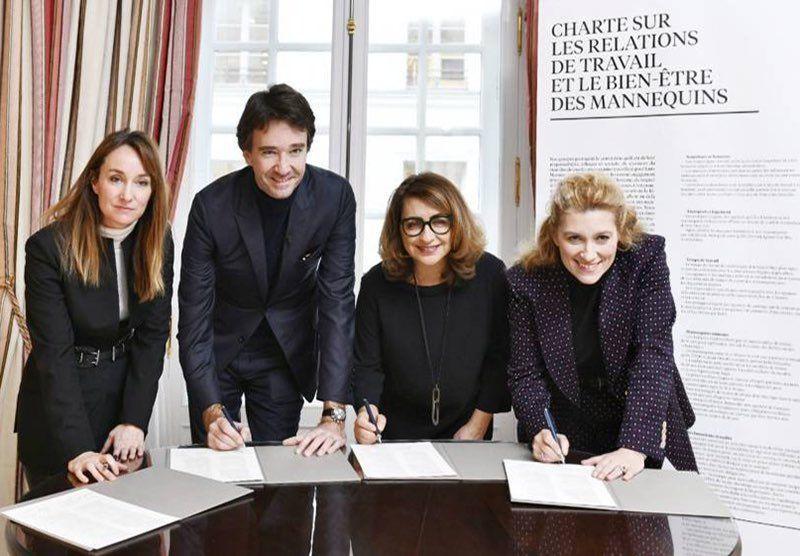 ELLE et Version Femina s'engagent en faveur du bien-être des mannequins