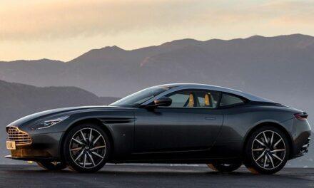 Aston Martin annonce un volume de ventes record en 2017