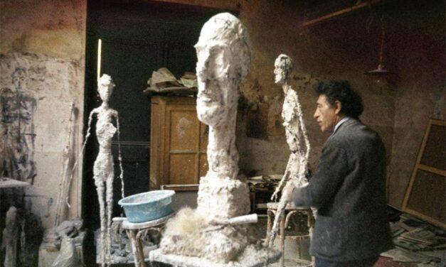 Un premier institut dédié au sculpteur Giacometti va ouvrir ses portes à Paris