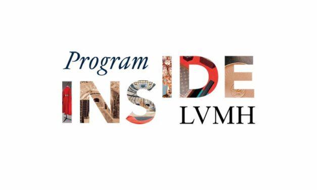 Inside LVMH Program : LVMH part à la recherche de ses futurs nouveaux talents