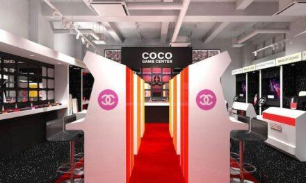 Chanel ouvre un concept store dans une salle de jeu