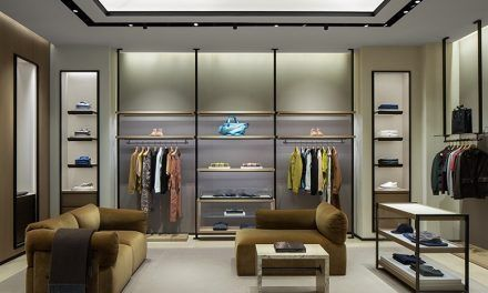 Bottega Veneta inaugure à Dubai sa plus grande boutique au Moyen-Orient