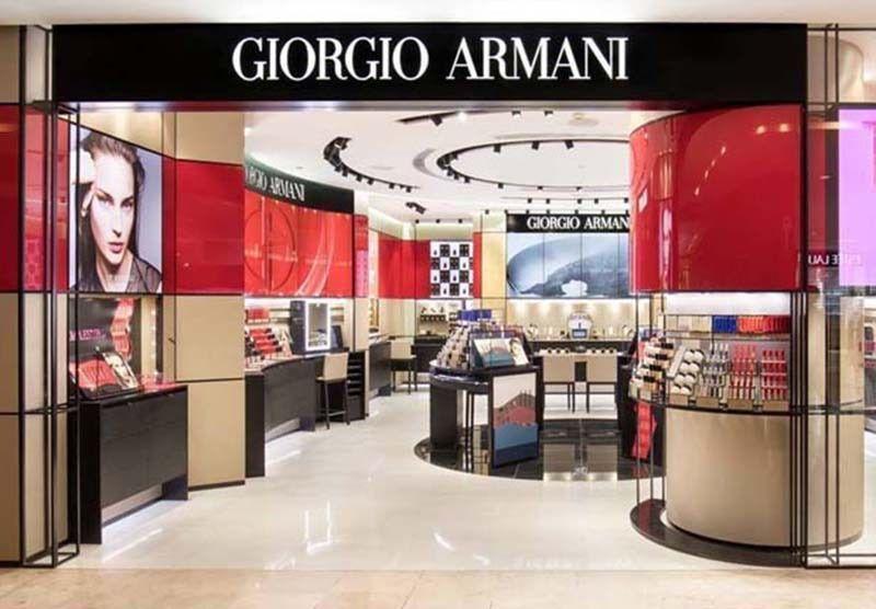 L'Oréal renouvelle la licence Armani jusqu'en 2050