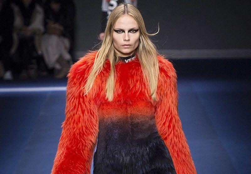 Versace bannit la fourrure de ses collections