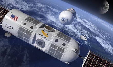 Le premier hôtel de luxe dans l'espace ouvrira ses portes en 2022