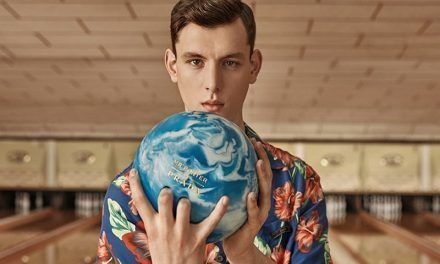 Prada lance une collection masculine exclusive pour Mr. Porter