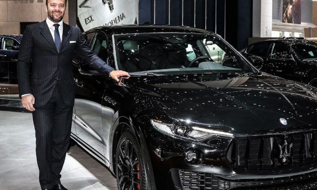 Umberto Cini prend la tête de Maserati Europe