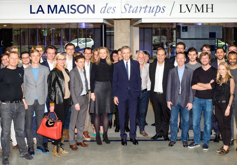 LVMH investit Station F avec sa «Maison des Startups»
