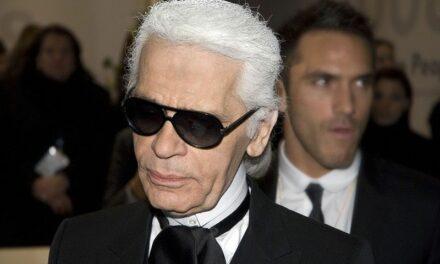 Karl Lagerfeld confie sa ligne horlogère à Swarovski