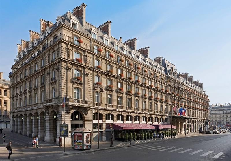Michael Poux prend la direction du Hilton Paris Opéra