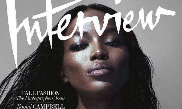 Clap de fin pour Interview Magazine