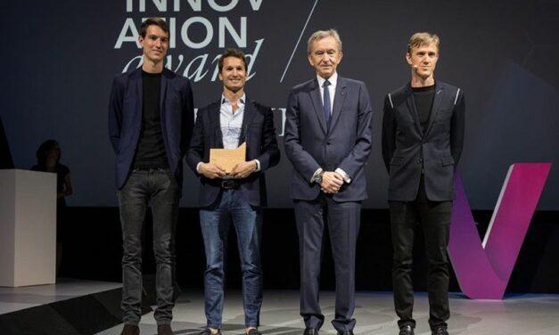 La start-up Oyst remporte la seconde édition du LVMH Innovation Award