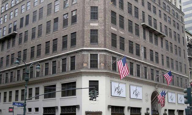 Lord & Taylor ferme ses portes sur la Cinquième Avenue