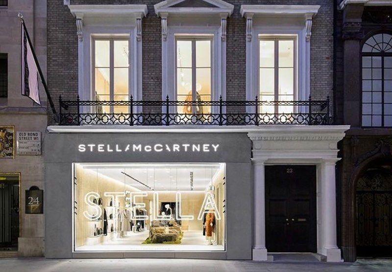 Stella McCartney inaugure à Londres un nouveau flagship éco-responsable