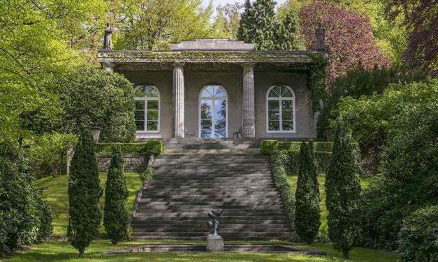 L'ancienne demeure de Karl Lagerfeld à Hambourg est à vendre