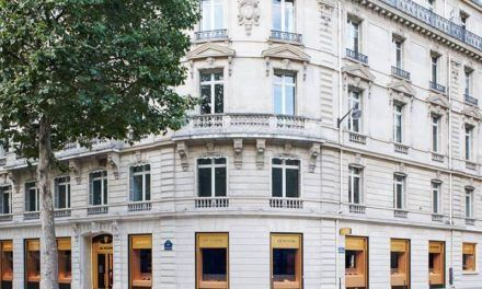 J.M Weston inaugure son nouveau flagship sur les Champs Elysées