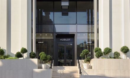 Hublot inaugure une première boutique à Monaco