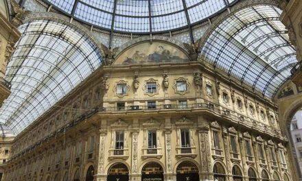 Saint Laurent paie le prix fort pour intégrer la Galerie Victor Emmanuel II à Milan