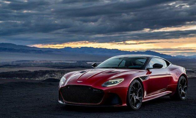 Aston Martin : les ventes s'envolent au T3