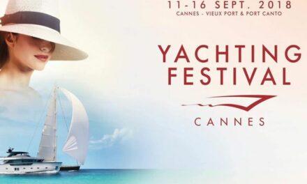 Save the date : le Yachting Festival se tiendra du 11 au 16 septembre prochain