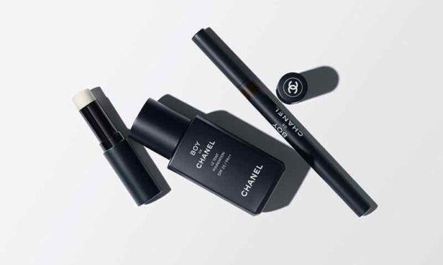Chanel lance BOY, sa première collection make-up pour hommes