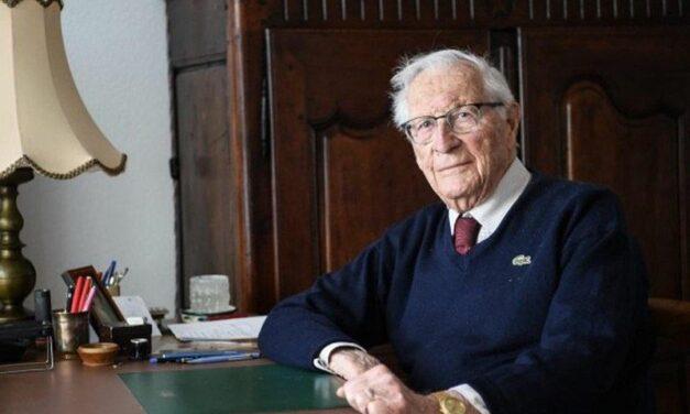 René Le Coultre, inventeur de la montre-bracelet à quartz, est décédé