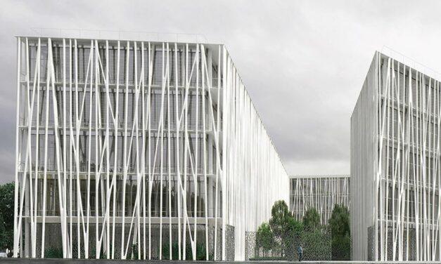 Chanel lance la construction de son site dédié aux Métiers d'Art à Aubervilliers