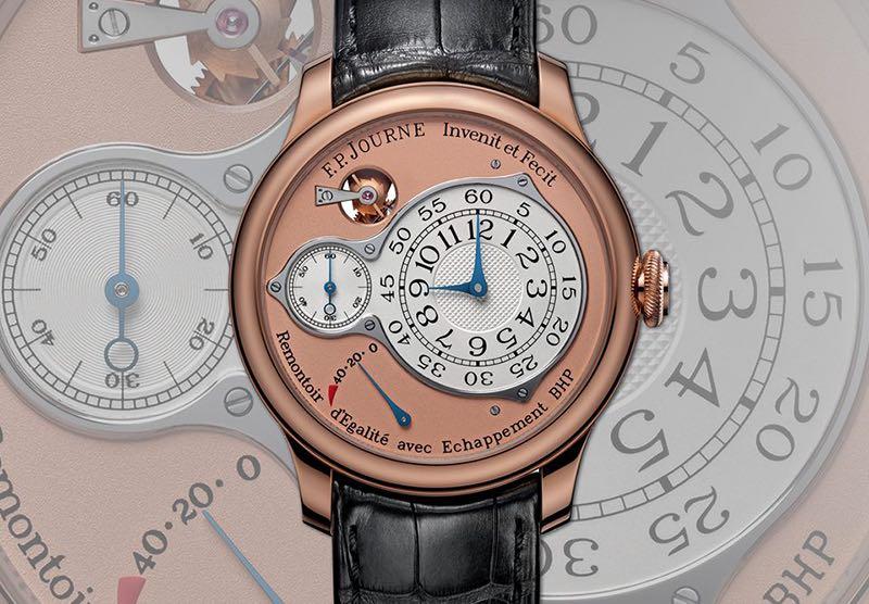 Chanel prend une part minoritaire au capital des montres F.P Journe