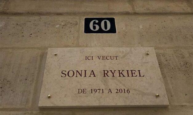 Paris : la créatrice Sonia Rykiel aura bientôt une rue à son nom