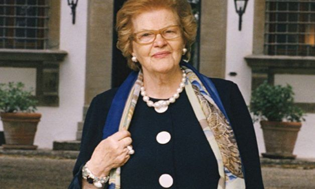 Wanda Ferragamo s'éteint à l'âge de 96 ans