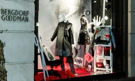 Schiaparelli ouvre son premier pop-up chez Bergdorf Goodman