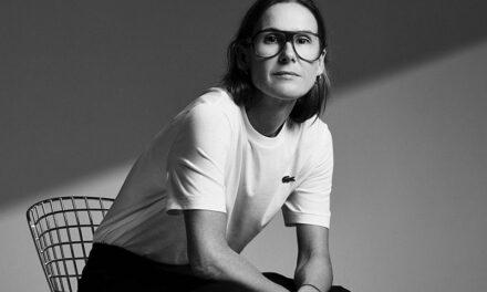 Louise Trotter prend la direction artistique de Lacoste