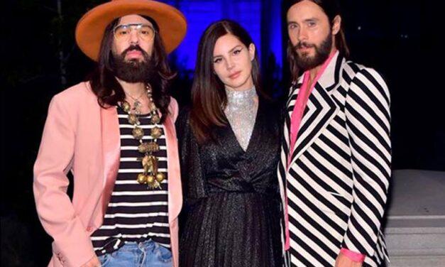 Gucci choisit Lana Del Rey et Jared Leto pour incarner Gucci Guilty