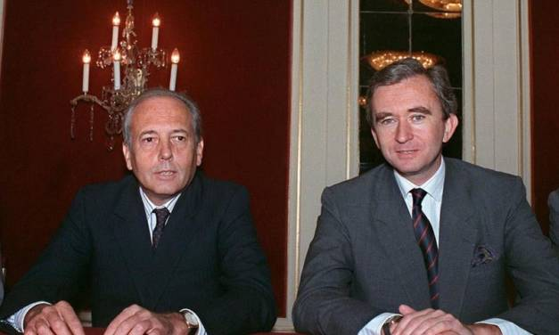 Alain Chevalier, cofondateur du groupe LVMH, est décédé