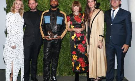 Le label Pyer Moss remporte le premier prix du CFDA / Vogue Fashion Fund