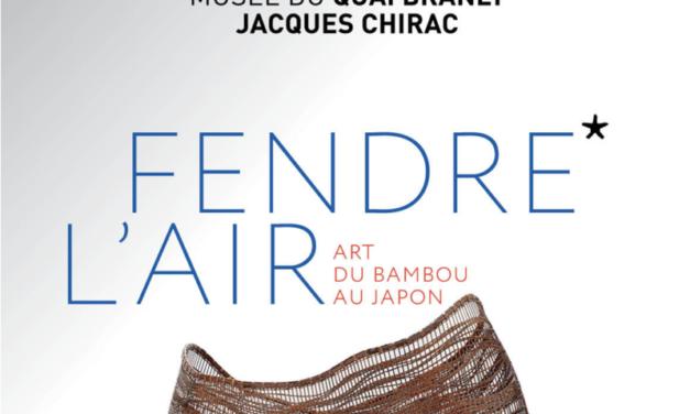 Fendre l'air. L'art du bambou au Japon bientôt au musée du quai Branly