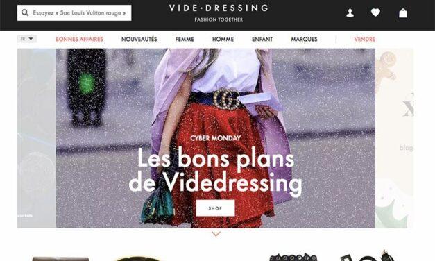 Leboncoin Groupe annonce l'acquisition de Videdressing