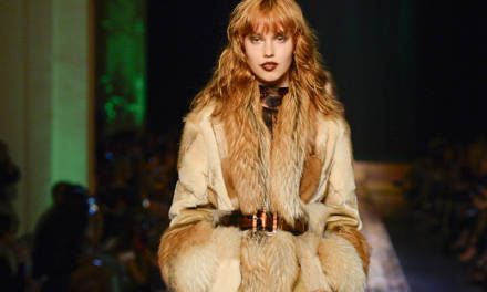 Jean-Paul Gaultier renonce à la fourrure animale