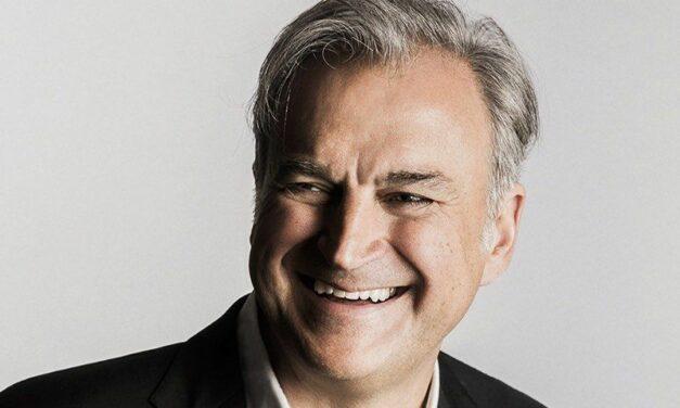 Shiseido nomme Marc Rey au poste de directeur de la croissance