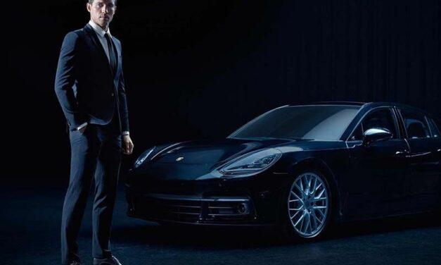 Hugo Boss et Porsche annoncent une coopération internationale