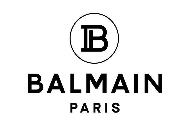 Balmain se dote d'un nouveau logo