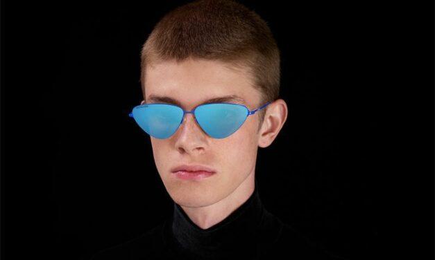 Balenciaga dévoile sa première collection eyewear créée en interne