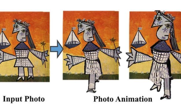 L'IA donne vie aux tableaux